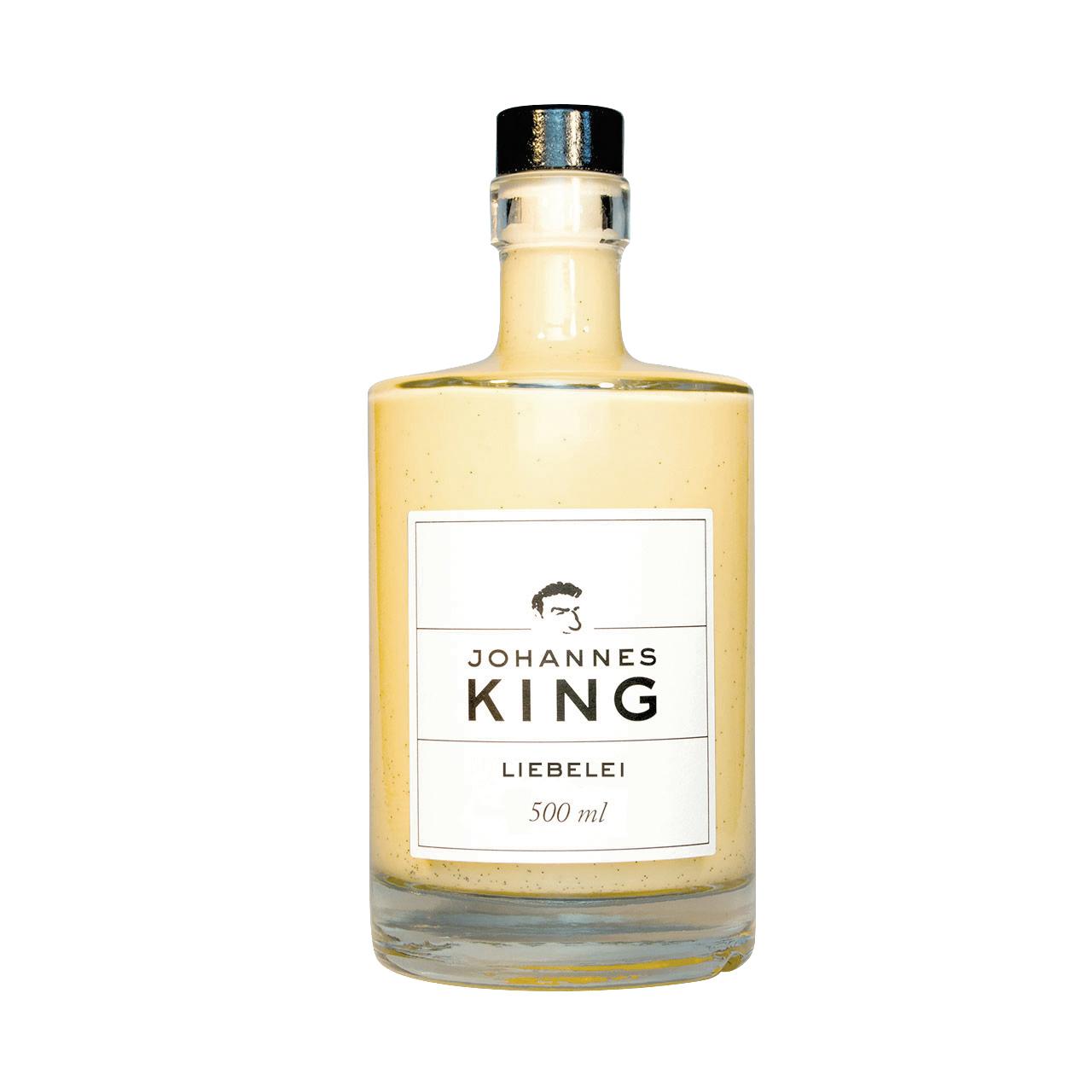 Kings Liebelei groß, mit 7 % Alkohol