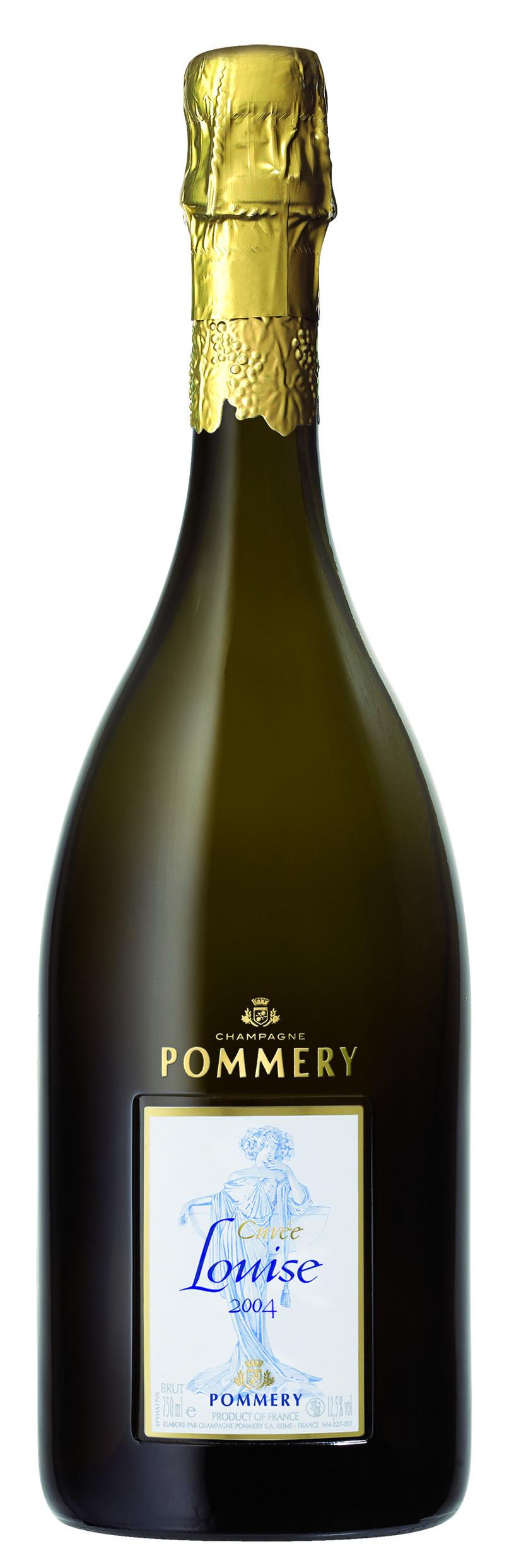 Pommery Champagner Cuvée Louise Brut 2004