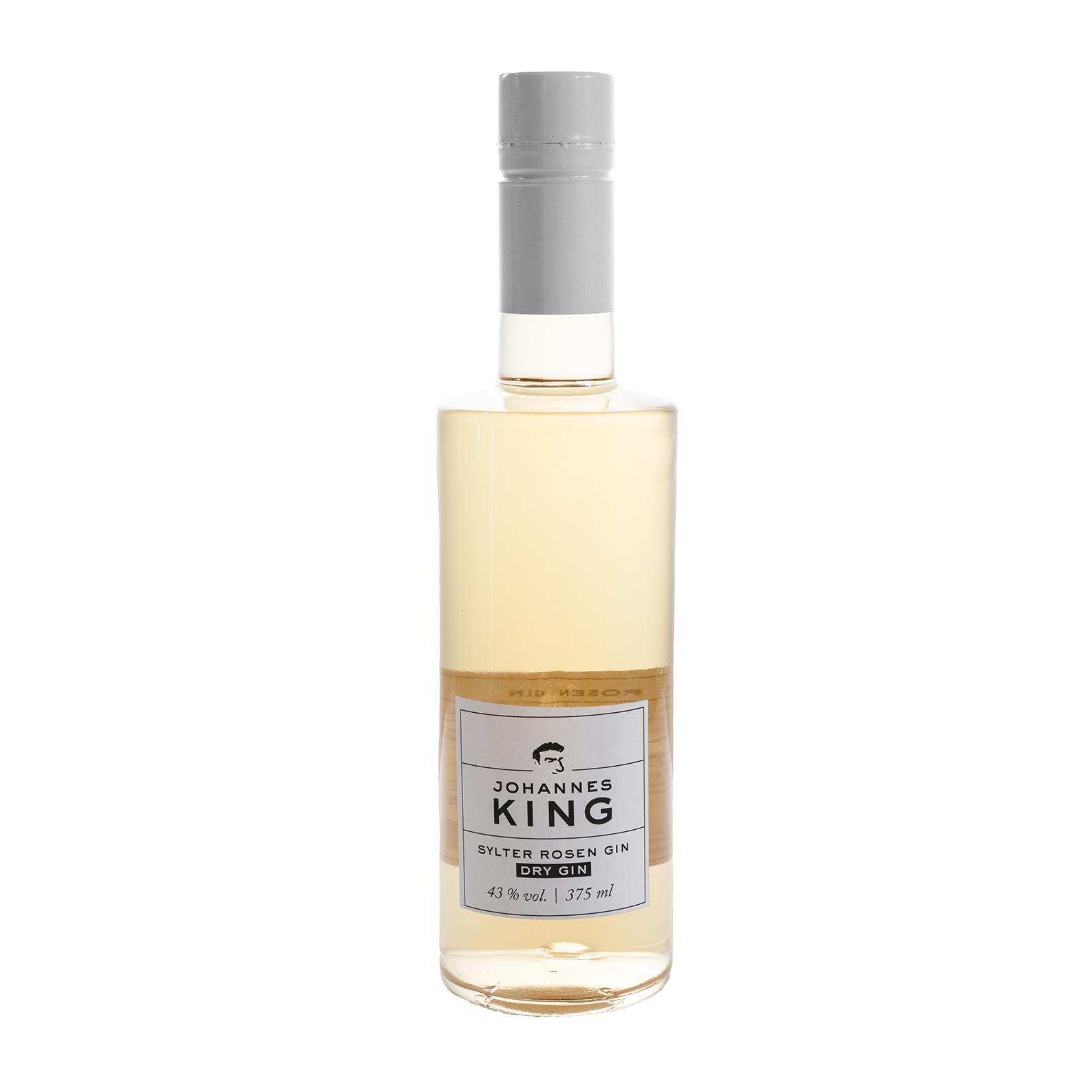 Kings Sylter Rosen Gin 0,375 L