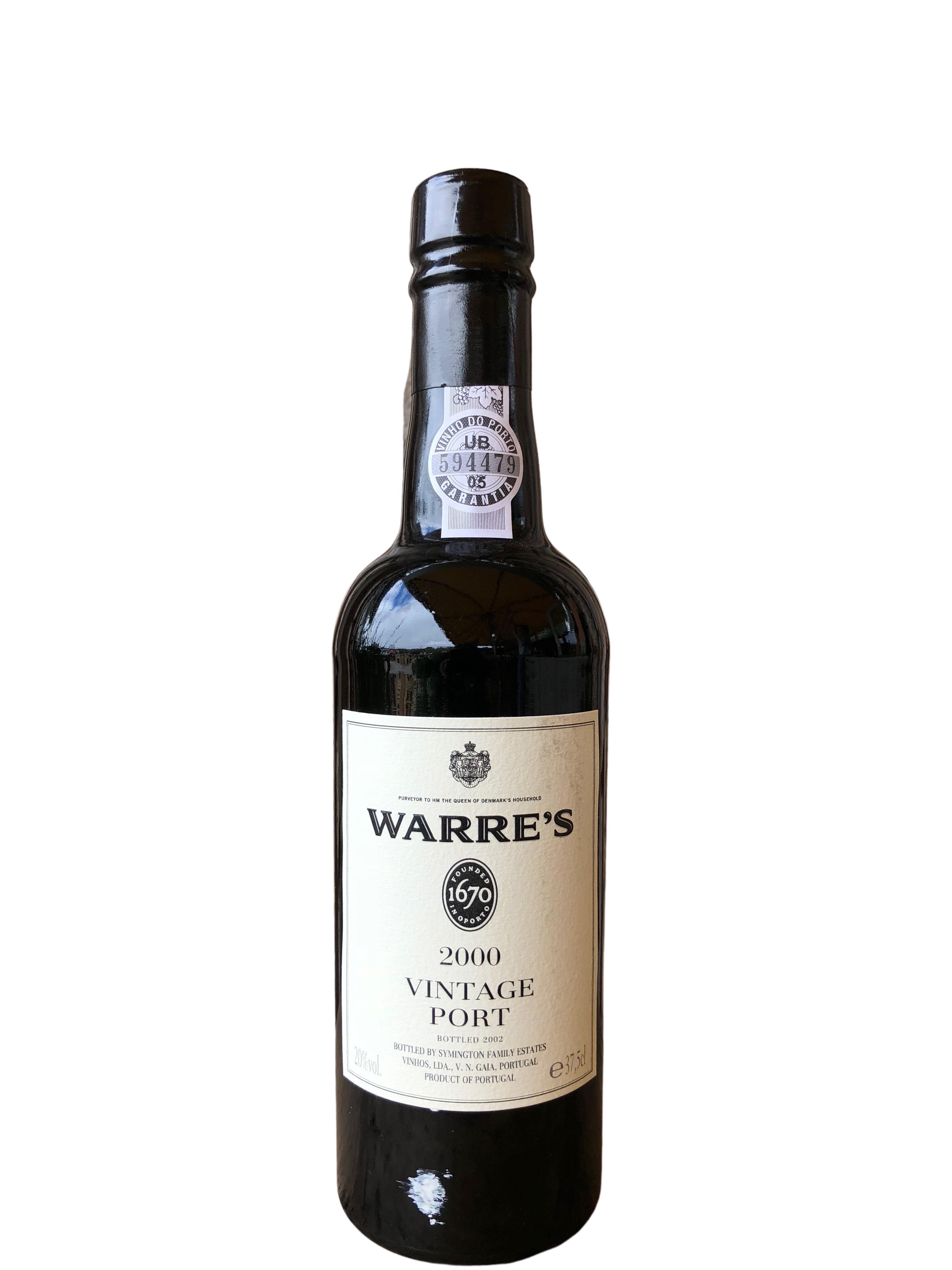 Warre's Vintage Port 2000 0,375 l