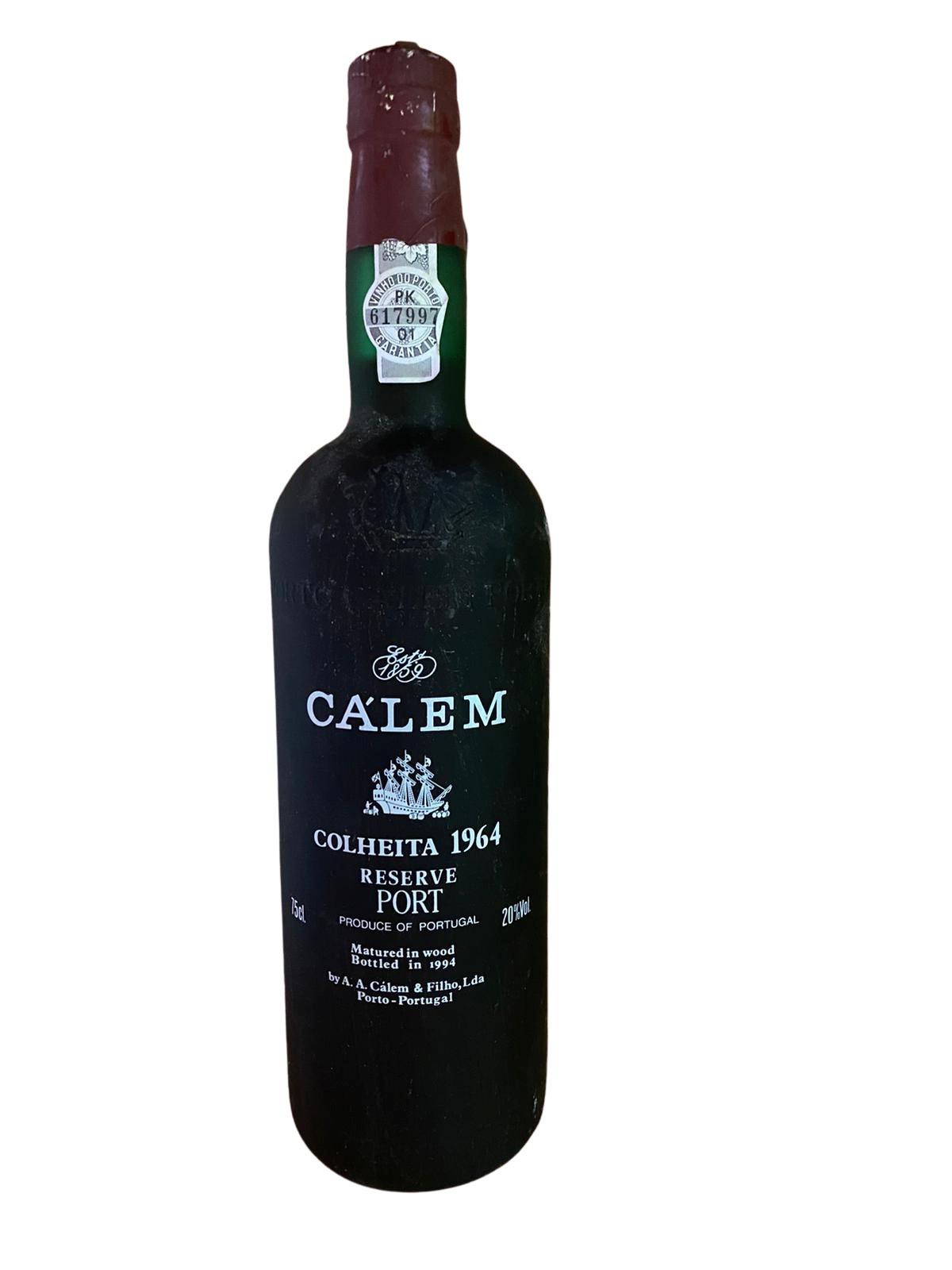 Calém Colheita 1964