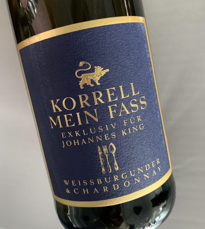 Kings Weißwein Korrell Weissburgunder & Chardonnay
