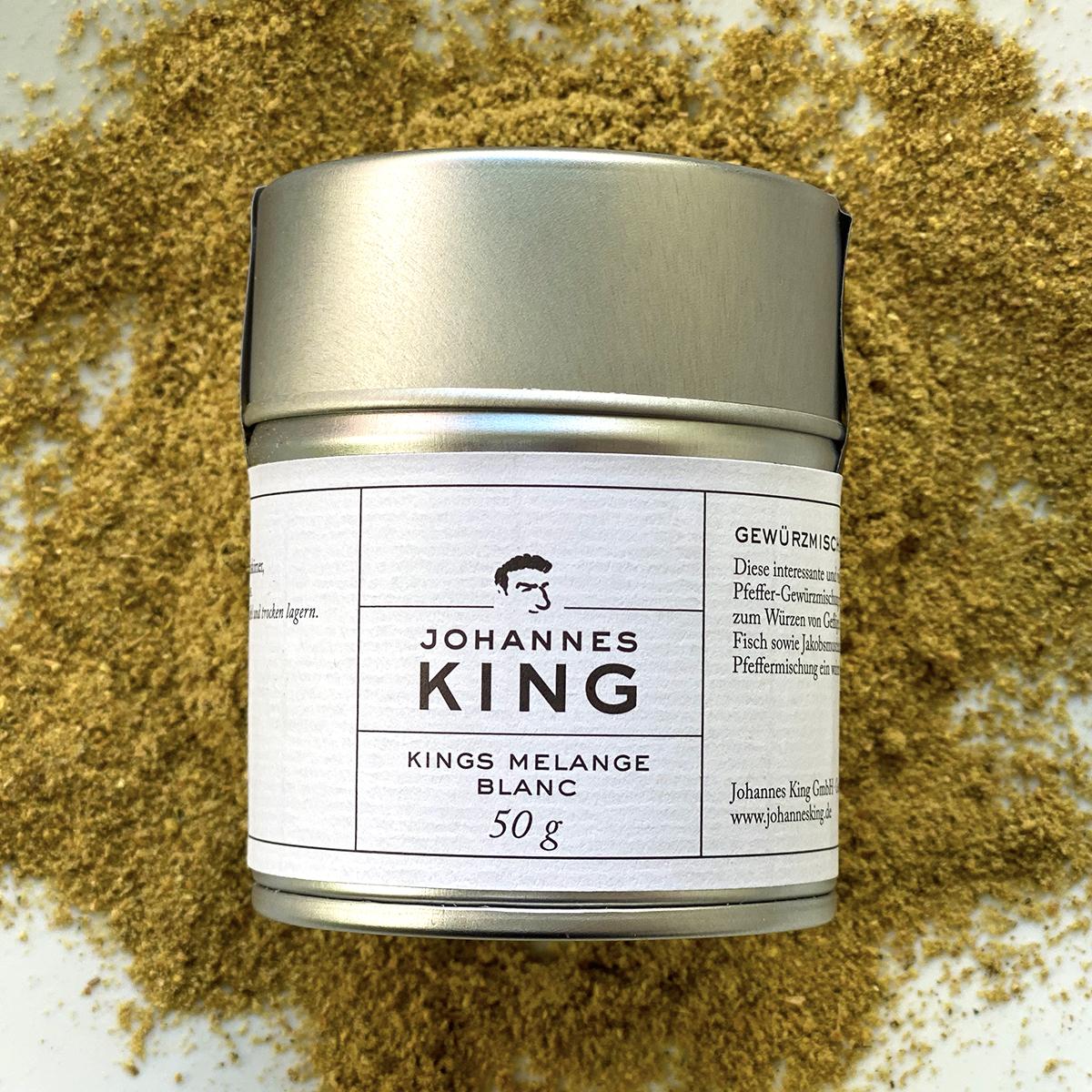 Kings Mélange Blanc für Fisch & Krustentiere