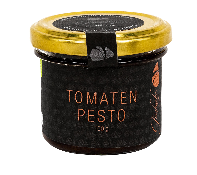 Matthias Gfrörers Bio Tomaten-Pesto