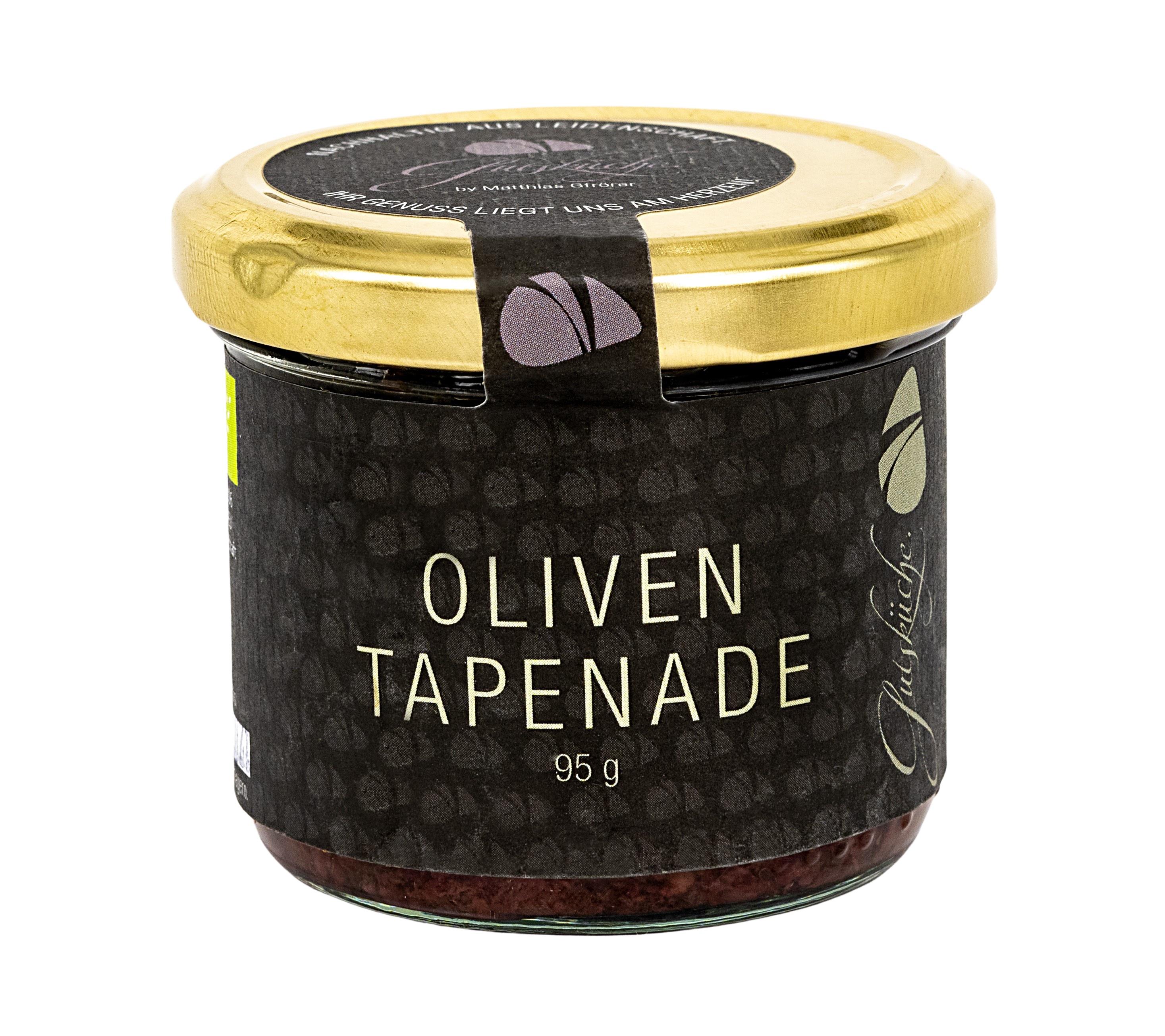 Matthias Gfrörers Bio Oliven-Tapenade