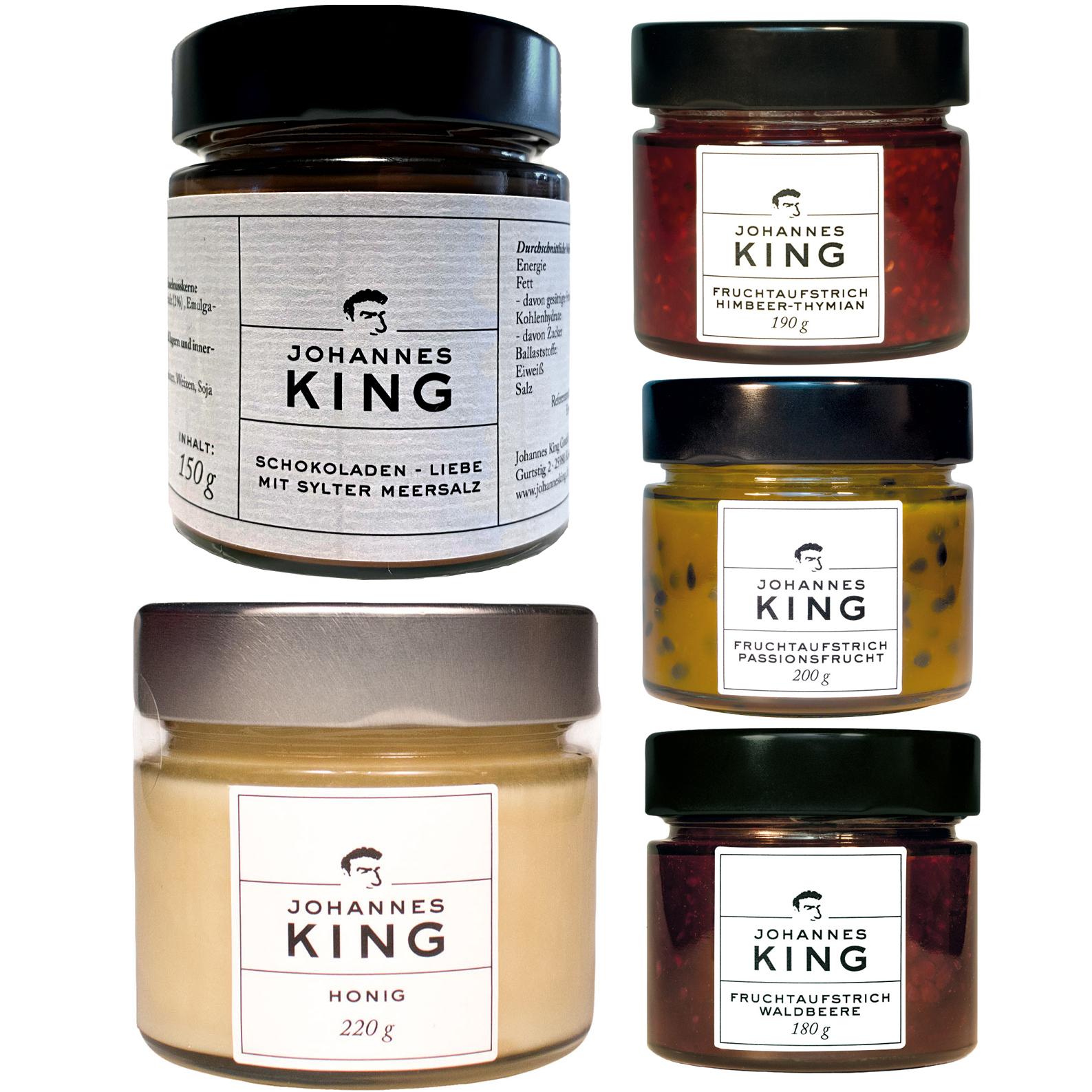 Best of Kings Frühstück