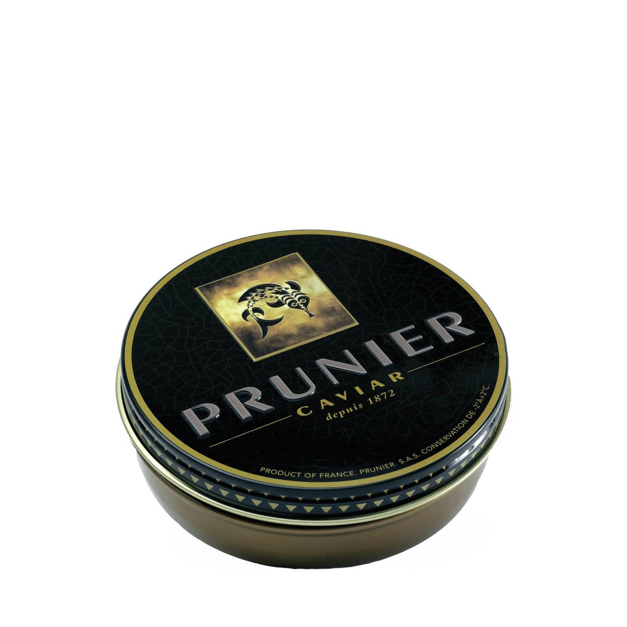 Prunier Kaviar Tradition