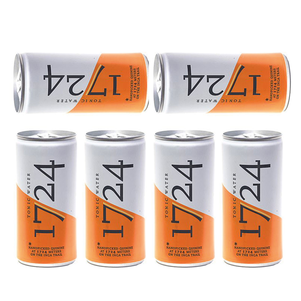 1724 Dry Tonic 6er Set Dosen