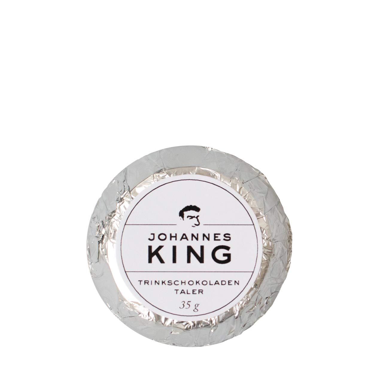Kings Trinkschokoladen-Taler
