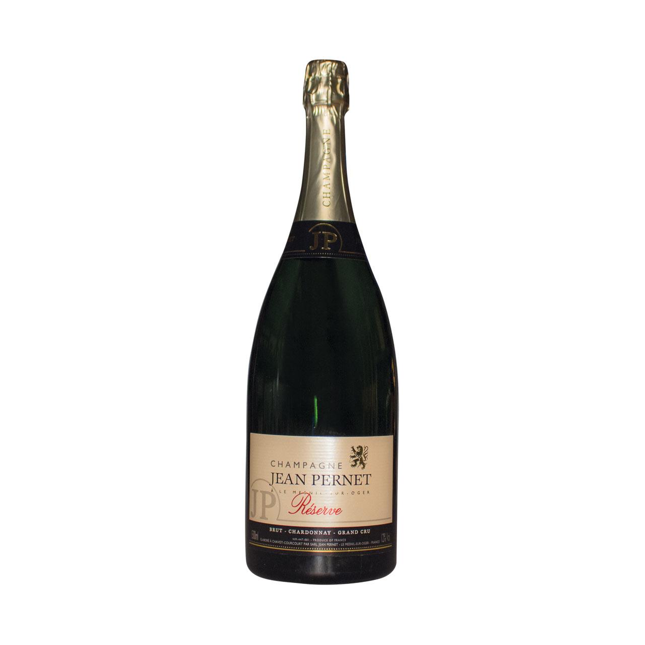 Champagner Jean Pernet Blanc de Blanc Grand Cru
