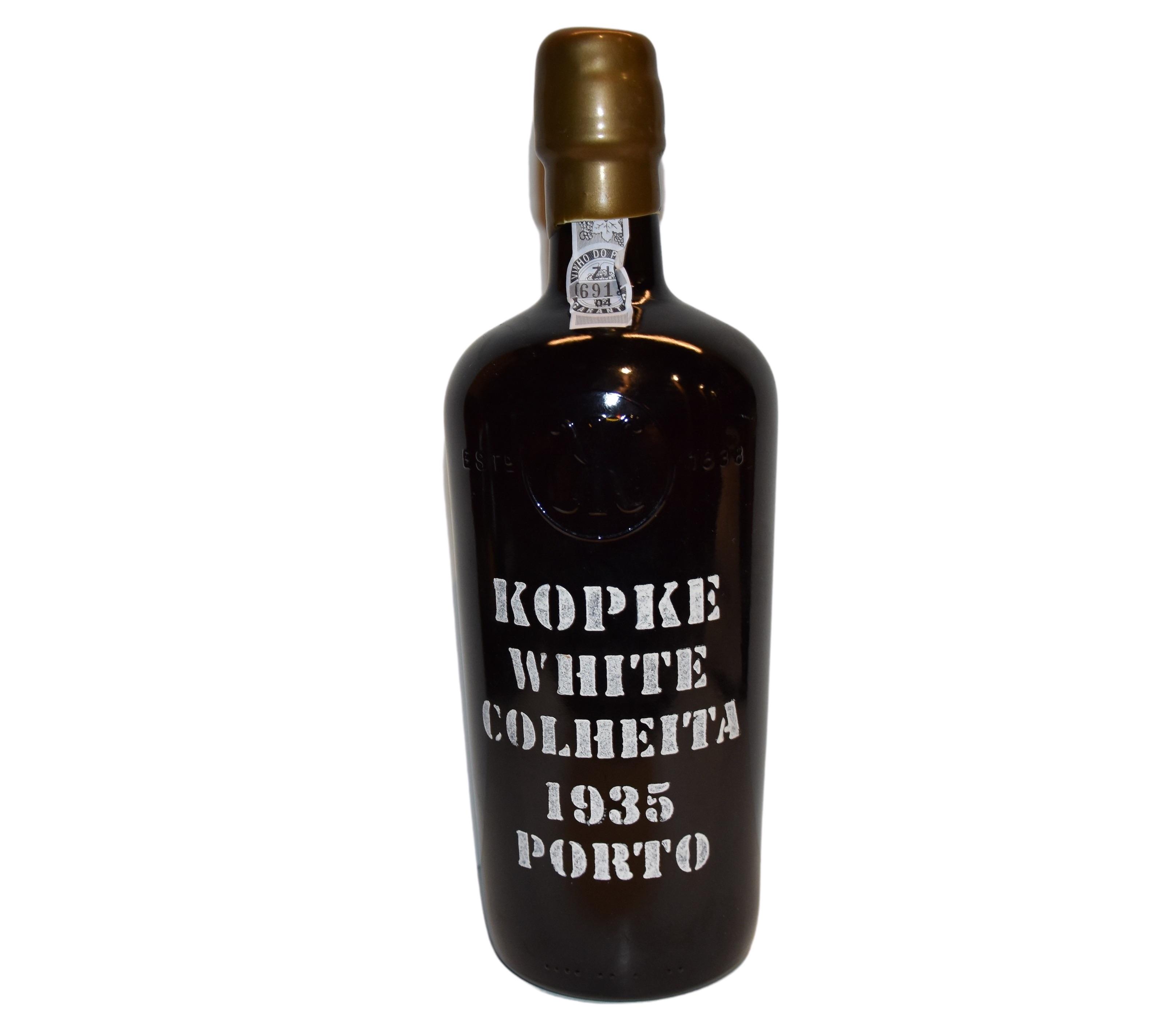 Kopke Colheita 1935