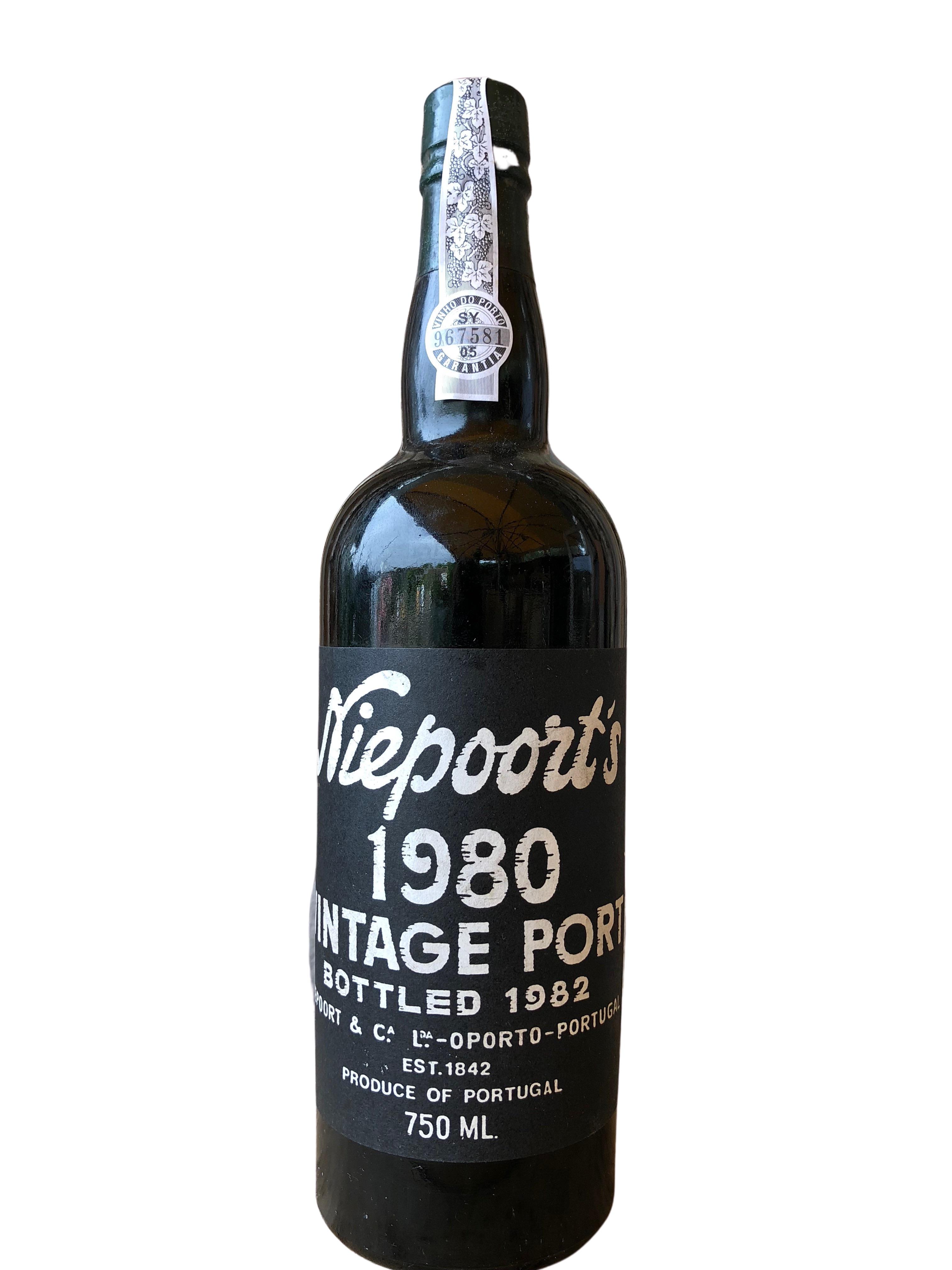 1980 Niepoort Vintage Port
