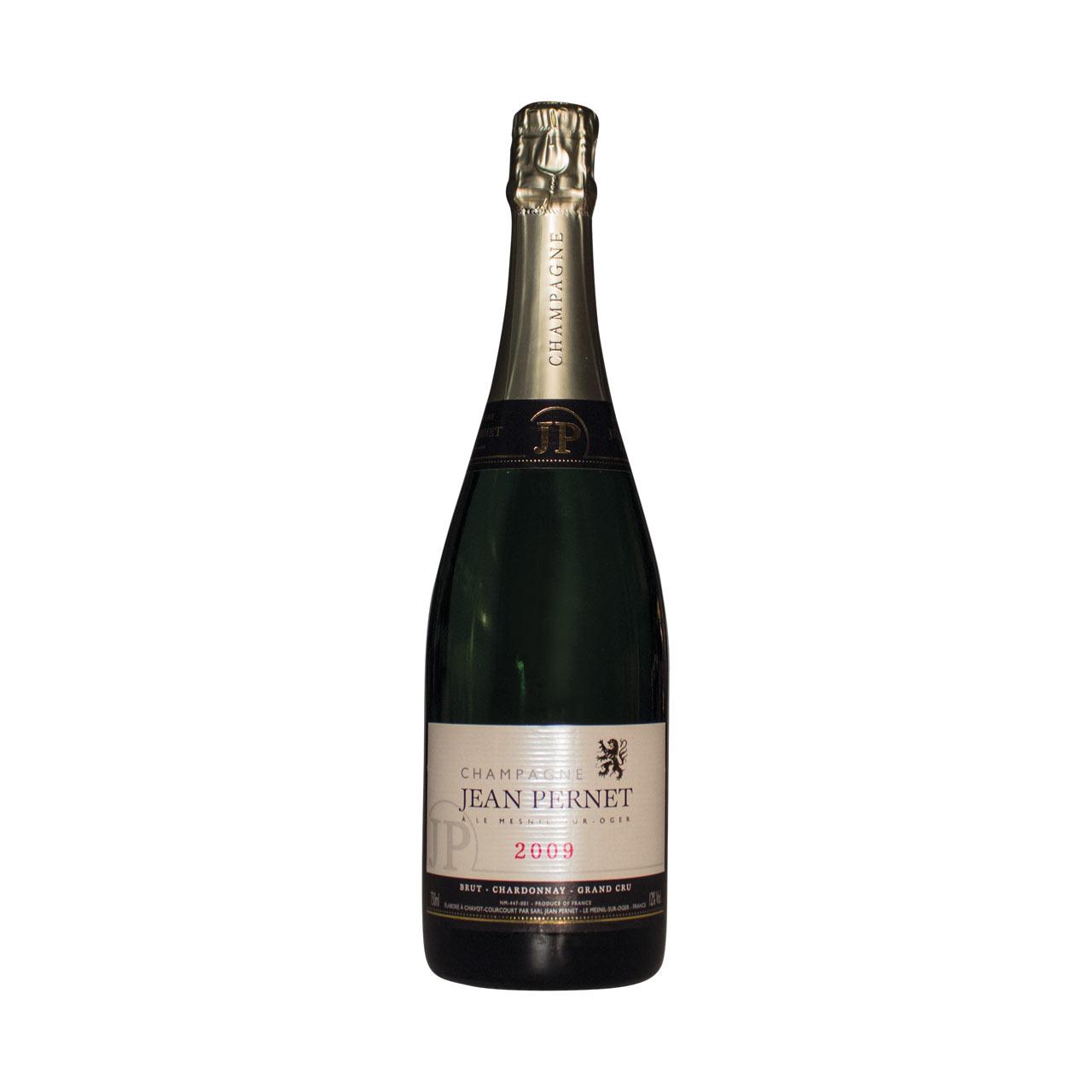 2009 Champagner Jean Pernet Vintage, Brut Chardonnay Grand Cru