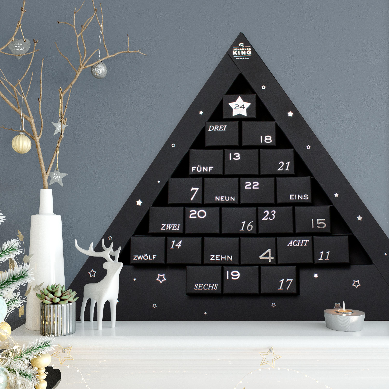 Kings Schokoladen-Adventskalender *limitiert*