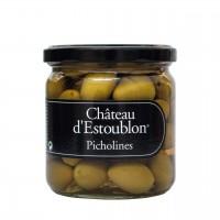 Château d'Estoublon Picholine-Oliven