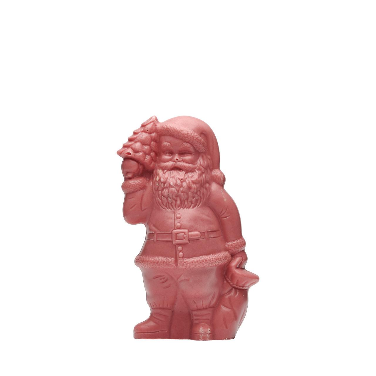 Kings Schokoladen-Weihnachtsmann Himbeere