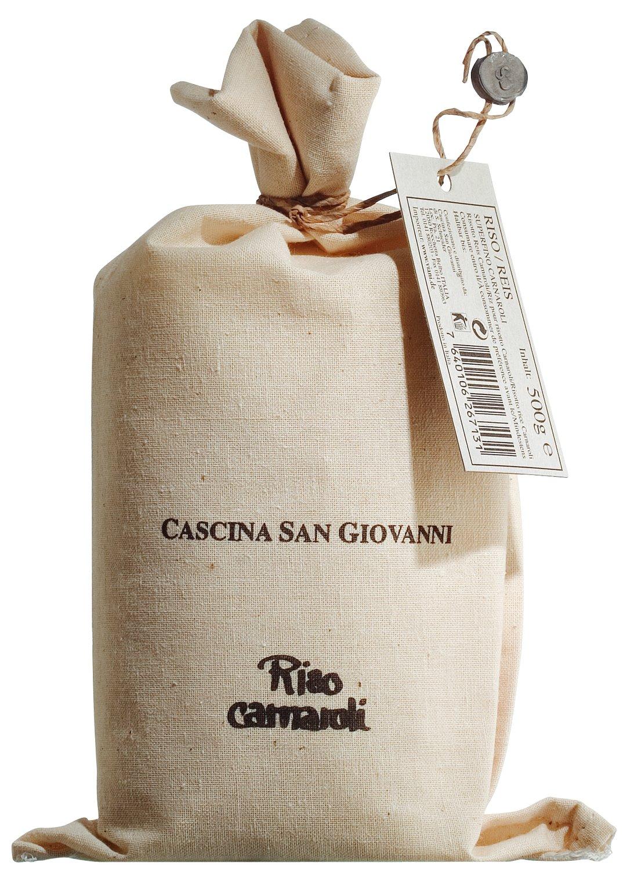 Risottoreis Riso Carnaroli aus Italien