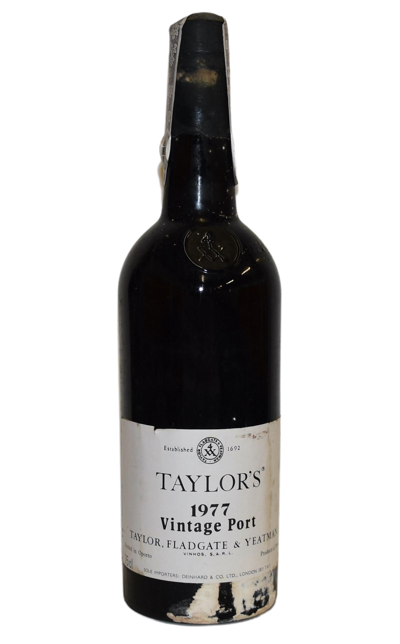 Taylor's Vintage 1977