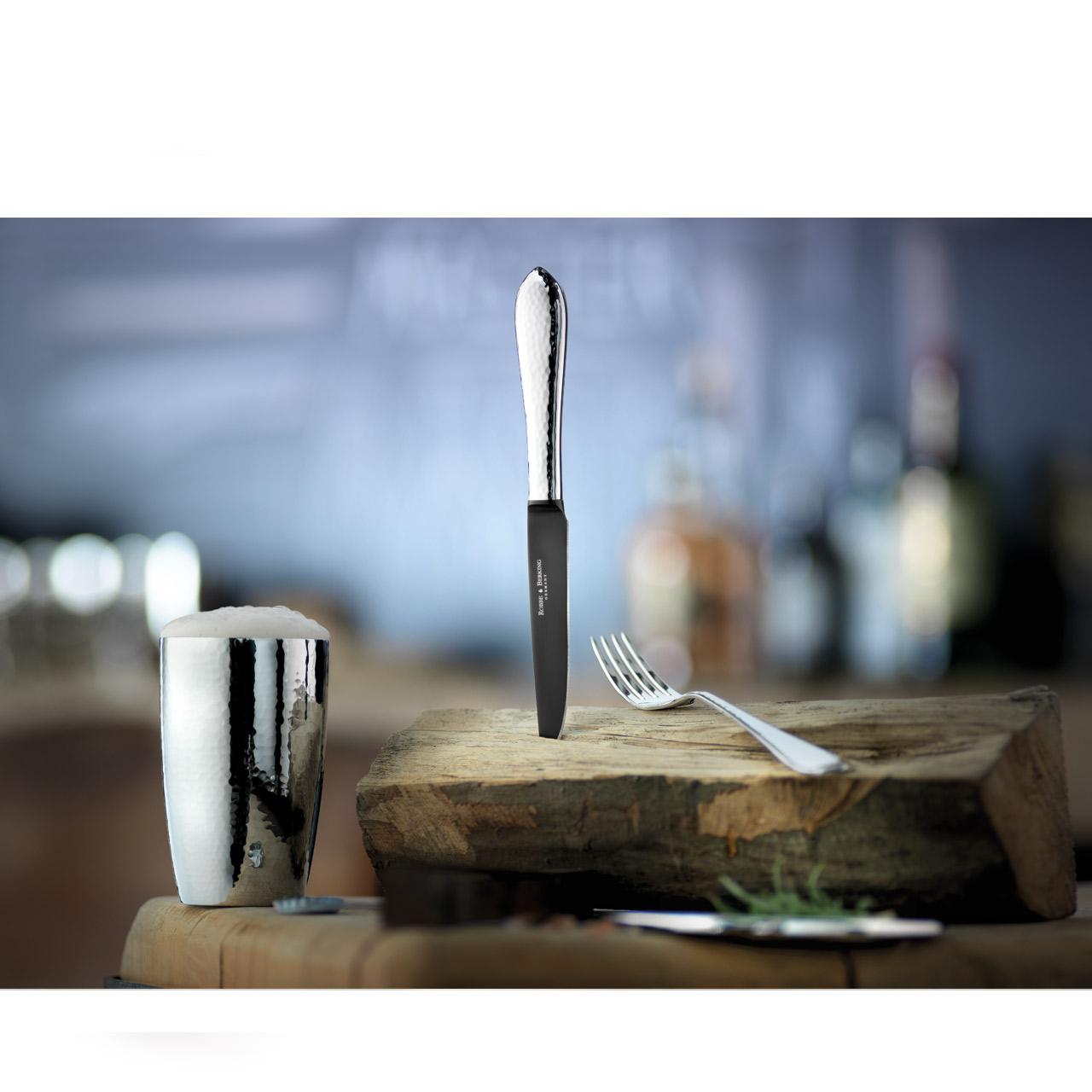 Robbe und Berking Martelé 925 Steakmesser / 6 Stück