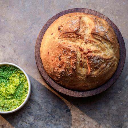 Kartoffelbrot: Das Rezept aus dem Söl'ring Hof