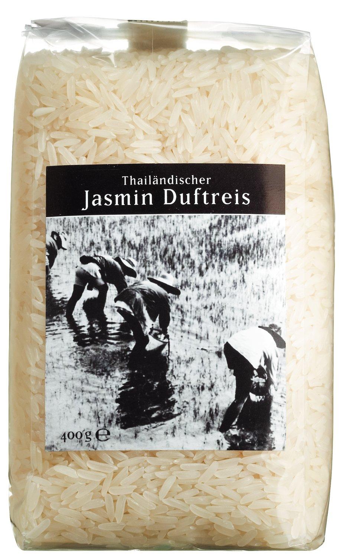 Jasmin-Duftreis aus Thailand, 400gr - Strandgut