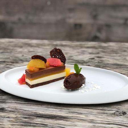 Schokoladen-Dessert | Rezept | Johannes King